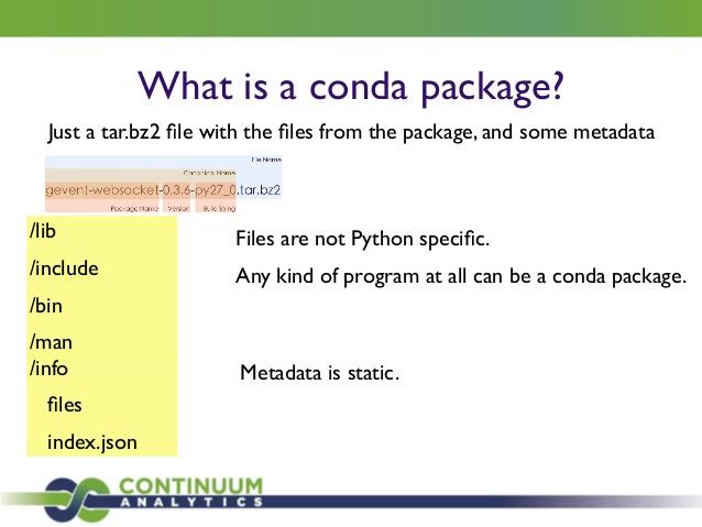 关于conda和anaconda不可不知的误解和事实——conda必知必会